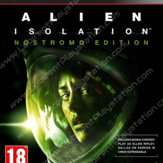 ALIEN ISOLATION NOSTROMO EDT