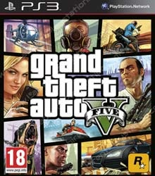 Ps3 Gta 5 Ful para ve Görev