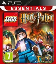 Lego Harry Potter 5 - 7 Years